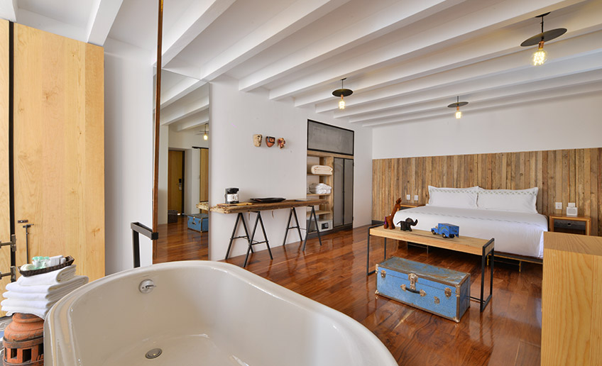 Hotel los amantes oaxaca m xico welcome about us for Design hotel oaxaca